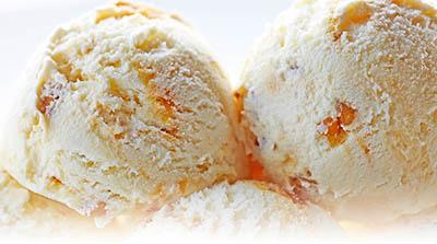 Une petite pause pour une glace à la Brasserie restaurant le be